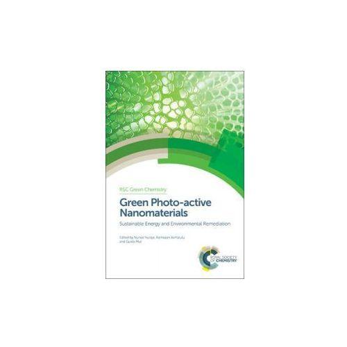 Green Photo-Active Nanomaterials (9781849739597)