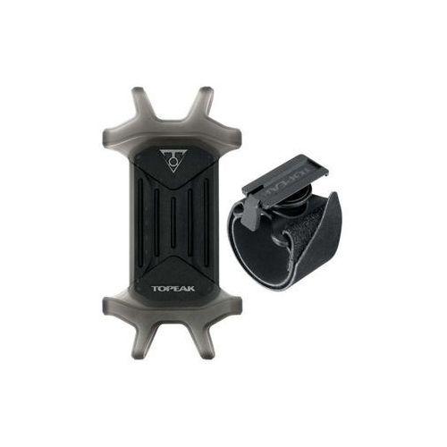 omni ridecase strap mount black - pokrowiec na telefon - czarny marki Topeak