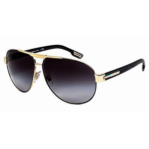 Dolce & gabbana Okulary słoneczne dg2099/s gym 10818g