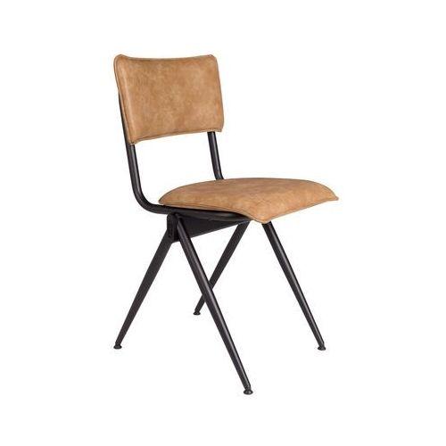 Dutchbone Krzesło Willow mocha 1100345, 1100345