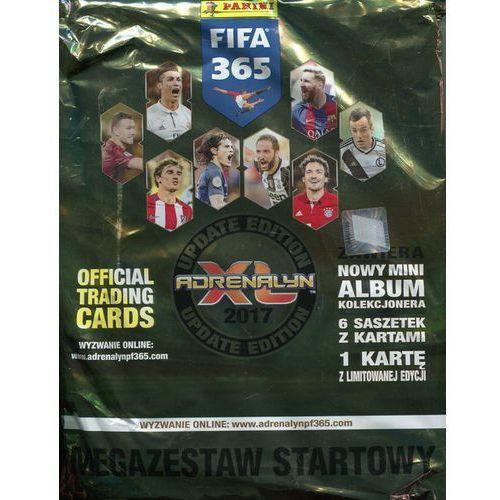 FIFA 365 Update Edition 2017 Megazestaw startowy + 1 karta limitowana (8018190084658)