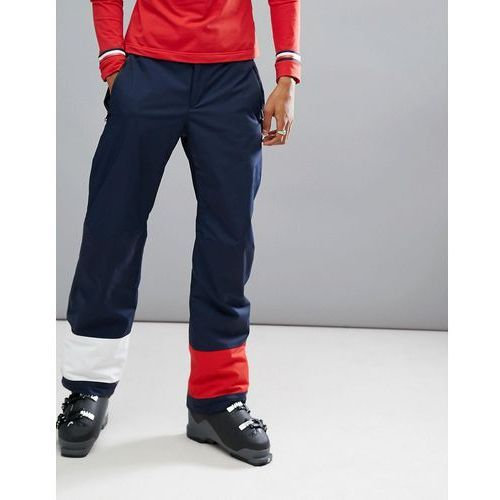 x rossignol roam ski trousers - navy marki Tommy hilfiger