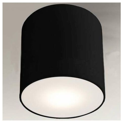 Zama Sufitowa Shilo 1129, kolor biały;czarny