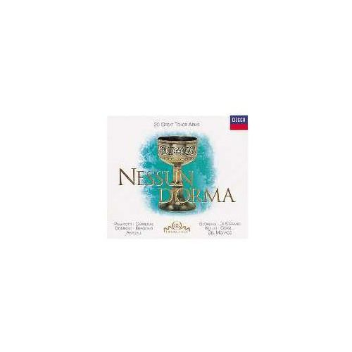 Nessun Dorma - 20 Great Tenor Arias, 4582152