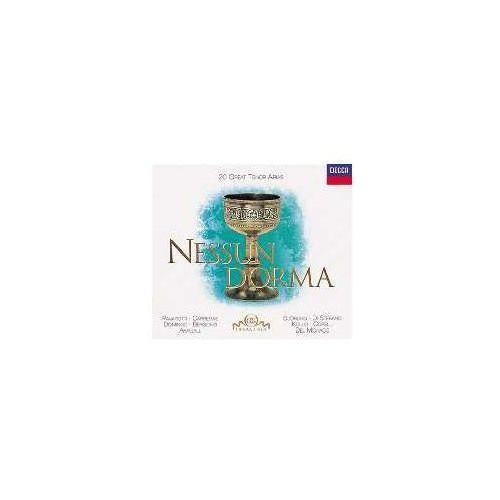 Nessun Dorma - 20 Great Tenor Arias z kategorii Pozostała muzyka