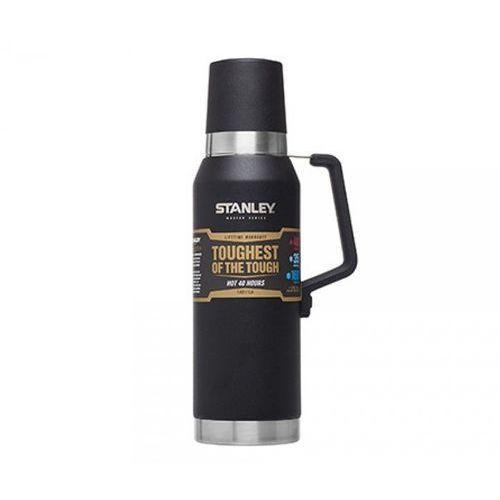 Termos master vacuum 1300 ml z rączką (czarny) marki Stanley