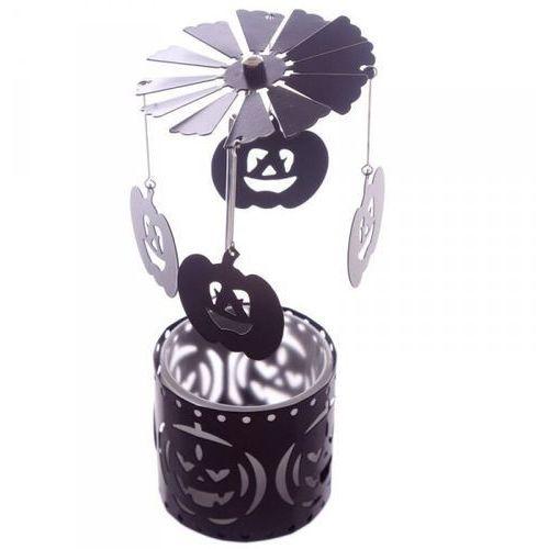 Dynie halloween - karuzelka napędzana ciepłem świeczki marki Lunamarket
