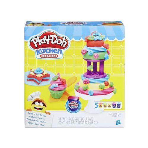 Hasbro Play doh lukrowane ciasteczka (5010993390175)