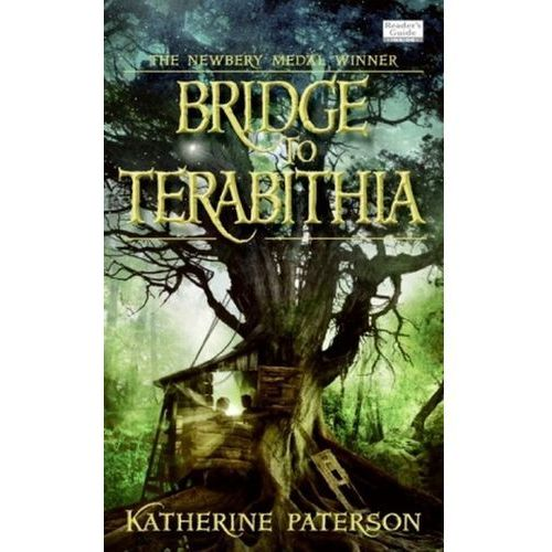 Bridge to Terabithia. Die Brücke nach Terabithia, englische Ausgabe (9780060734015)