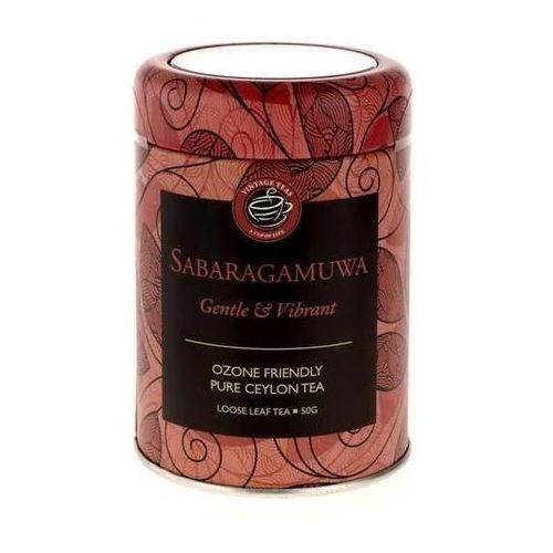 Vintage teas Czarna herbata  sabaragamuwa - puszka 50g