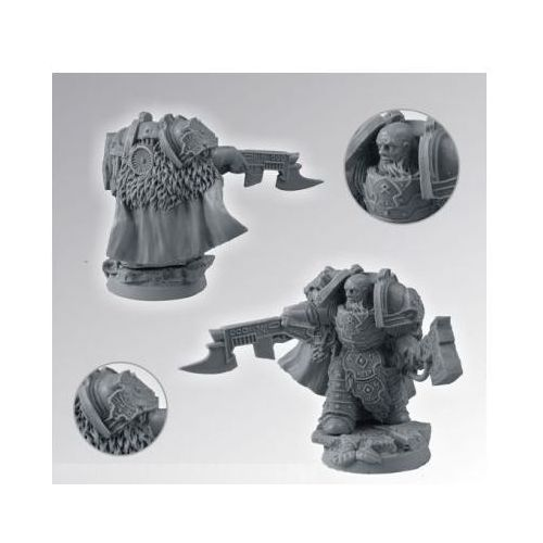 Scibor 28SF0030 - Celtic SF Warrior #4 28mm