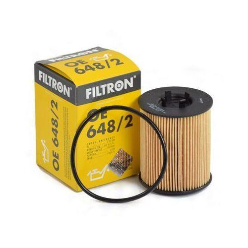 FILTR OLEJU FILTRON OE648/2 OPEL