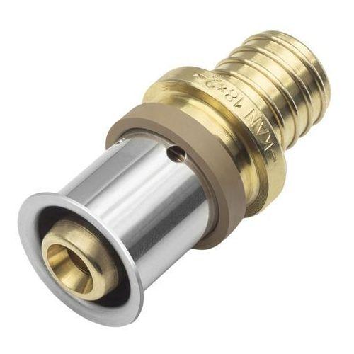 Złączka przejściowa KAN-therm z push na press 18 x 2/16 x 2 mm, HAL862