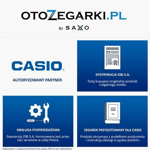 OKAZJA - Casio AEQ-200W-9AVEF