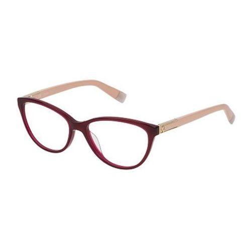 Okulary korekcyjne  vu4977 brigitte 099n marki Furla