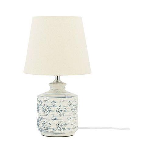 Lampa stołowa beżowa 35 cm ROSANNA