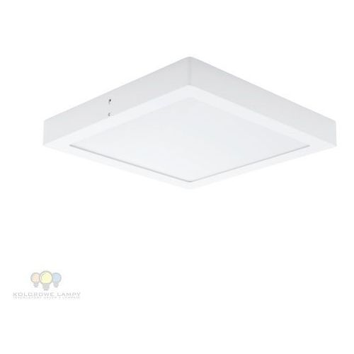 Eglo 96169 - LED Lampa sufitowa FUEVA 1 LED/22W/230V, kolor biały