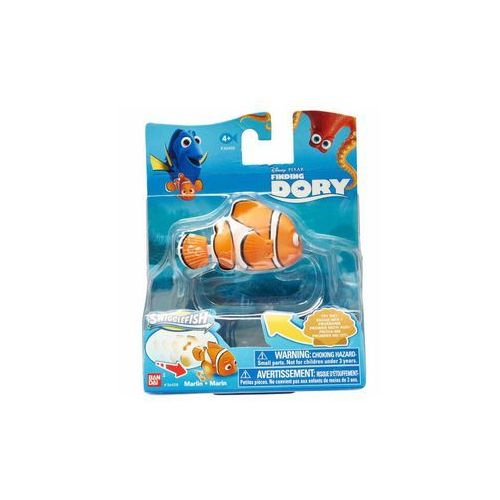 swigglefish figurka jeżdząca marlin 5-8 cm marki Bandai import