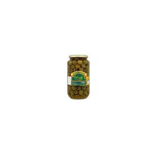 Oliwki zielone bez pestek w zalewie Beach Flower 900 g - produkt z kategorii- Przetwory warzywne i owocowe