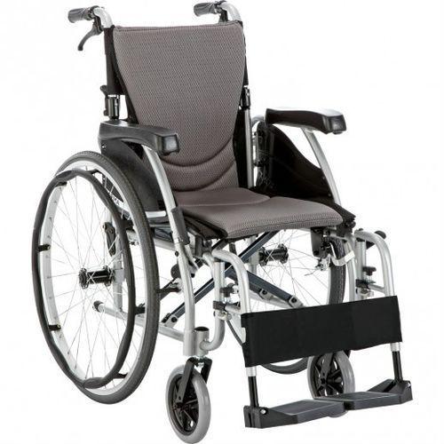 Antar Wózek inwalidzki aluminiowy karma s-ergo 125