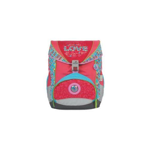 DerDieDas Plecak-zestaw ErgoFlex - Love Moon, 5-częściowy