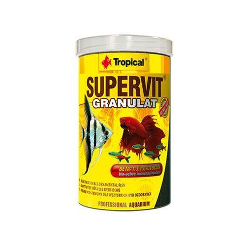 Tropical  supervit granulat - pokarm granulowany dla rybek 100ml/55g