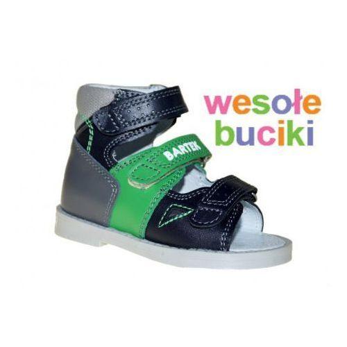 SANDAŁY PROFILAKTYCZNE BARTEK 81804-C40 / 86804-C40 z kategorii Sandałki dla dzieci