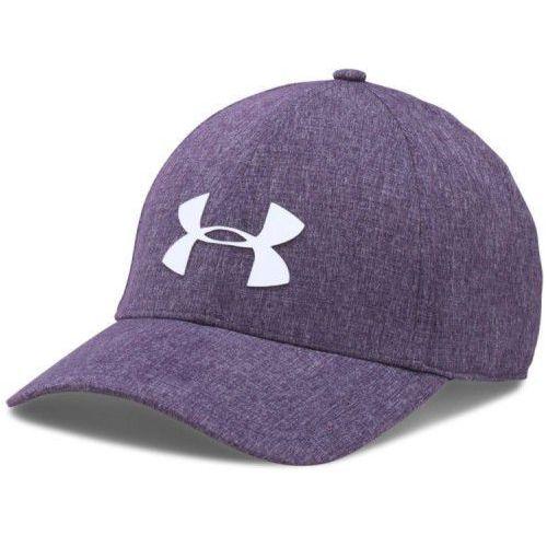 Under armour men's driver cap 2.0 gooseberry purple czapka z daszkiem bejsbolówka 1291837