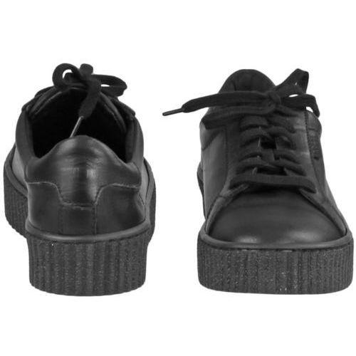 Półbuty Nessi 17111 - Czarne 1