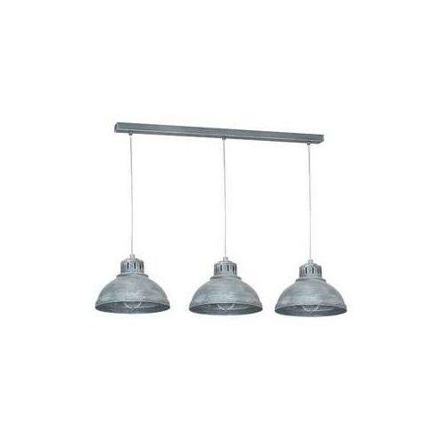 Lampa wisząca sven concrete 3 x 60 w e27 grey marki Luminex