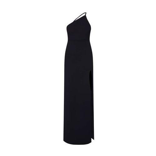 suknia wieczorowa 'one shoulder strap' czarny, Missguided, 34-44