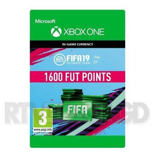 Microsoft Fifa 19 1600 punktów [kod aktywacyjny]
