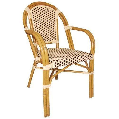 Krzesła | 4 szt. | 55x57x(H)82cm, kolor różowy