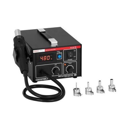 Stamos soldering stacja lutownicza - 550 w - kolba na gorące powietrze s-ls-70 - 3 lata gwarancji