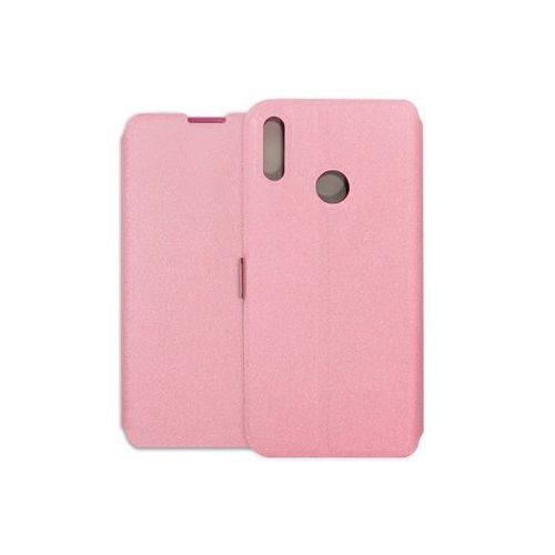 Etuo wallet book Huawei y7 (2019) - etui na telefon wallet book - różowy