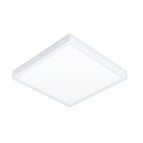 Plafon łazienkowy Fueva IP44 29 cm kwadratowy LED Eglo (9002759992682)