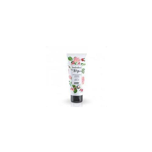 Anwen, odżywka do włosów wysokoporowatych, Emolientowa Róża, 200ml