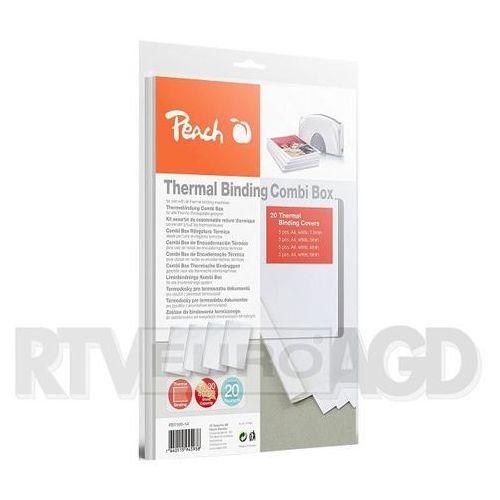 Peach Zestaw opraw do termobindowania 20 szt. PBT100-14, PBT100-14