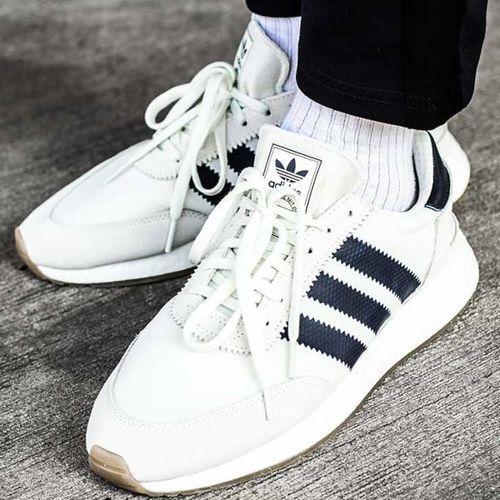 adidas Originals I-5923 Tenisówki Biały Beżowy 41 1/3, kolor beżowy