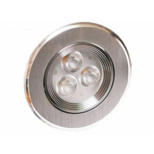 Lutec by eco light Lutec enna zewnętrzny kinkiet led, 3-punktowe - nowoczesny - obszar wewnętrzny - enna - czas dostawy: od 3-6 dni roboczych (4250294308696)
