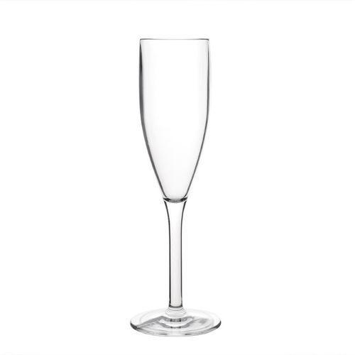 Kristallon Kieliszki do szampana | 210 ml | poliwęglan | 12 szt.