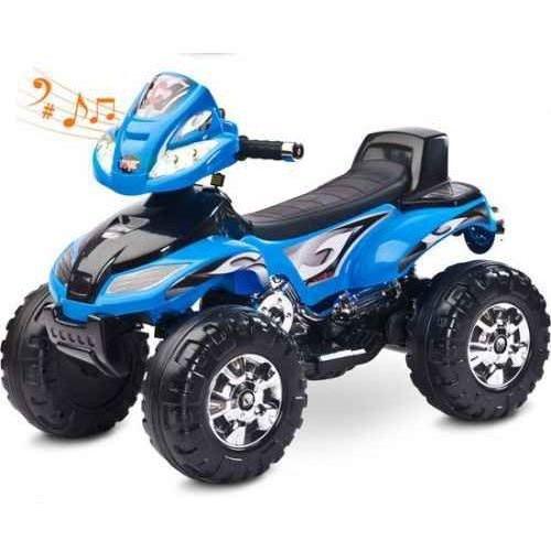 pojazd na akumulator cuatro blue toyz-7050 marki Caretero