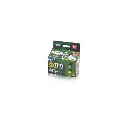 Tusz tfo zamiennik do epson t0804 - żółty (13 ml) marki Telforceone