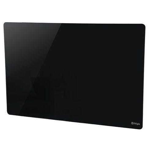 Grzejnik Blyss szklany panel 1500 W czarny