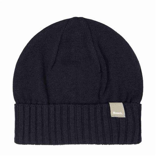czapka zimowa BENCH - Beautific Dark Navy Blue (NY031) rozmiar: OS