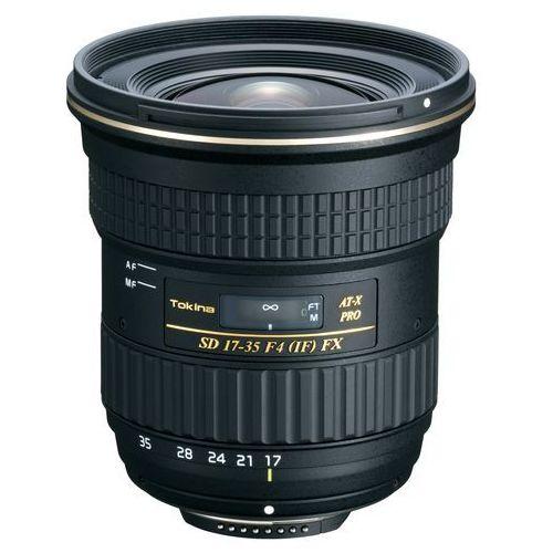 atx 17-35 mm f/4.0 pro fx nikon marki Tokina