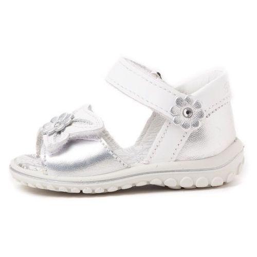 Primigi sandały dziewczęce 19 srebrny, kolor szary