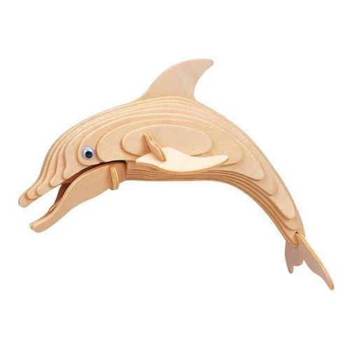 Łamigłówka drewniana Gepetto - Delfin (Dolphin) (5425004731715)