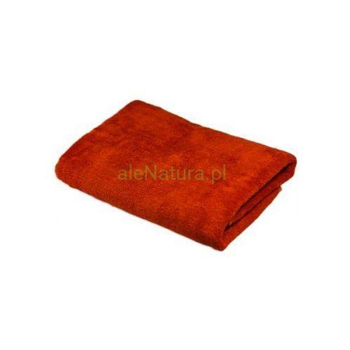 ręcznik bambusowy koralowy 30x50cm marki Act natural