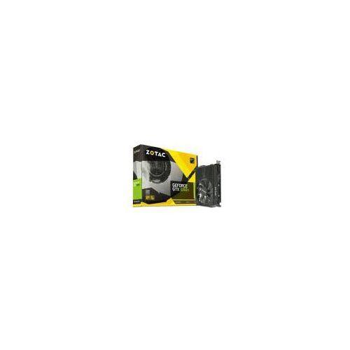 Karta graficzna Zotac GeForce GTX 1050 Ti Mini 4GB GDDR5 (128 Bit) DVI, HDMI, DP, BOX (ZT-P10510A-10L) Szybka dostawa! Darmowy odbiór w 20 miastach! (karta graficzna)